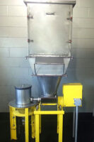 Volumetric Feeder Gets Activated Carbon Under Control for Cambridge, Ohio Water Treatment Plant