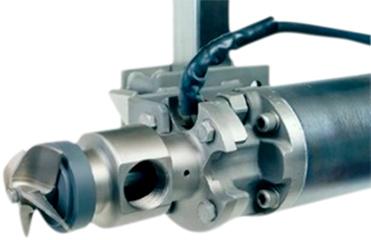 Sistema de inducción química Water Champ