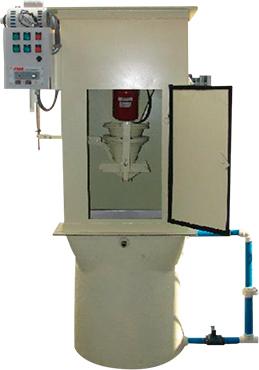 Dosificador Volumétrico Universal, Tipo Tolva Oscilante