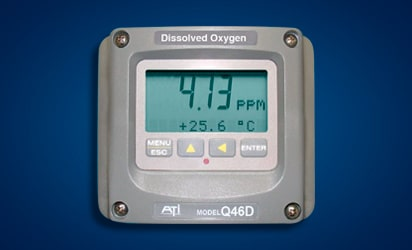 Monitor de Oxígeno Disuelto