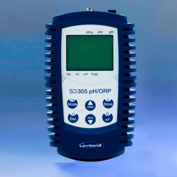 Medidor Electroquímico Portátil SD 305 pH/ORP