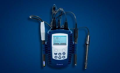 Medidor Electroquímico Portátil SD 335 Multi