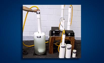 Generador de Hipoclorito de Sodio
