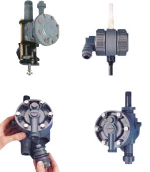 Inyector para cloro