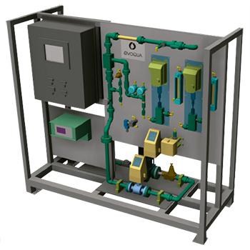 Sistema de Dióxido de Cloro SERIE 85-250