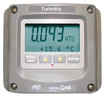 Medidor de Turbidez (ATI)