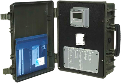 Sistema de Monitoreo Portátil de Calidad de Agua