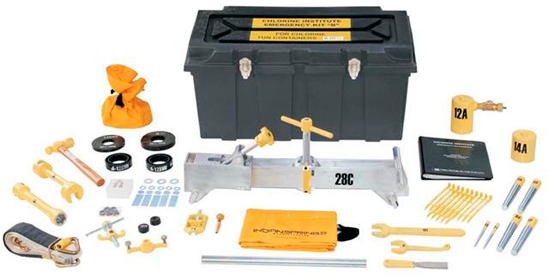 1.Kit B para cilindros de 2000 Lbs